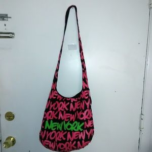 "3 for $25 Sale   Robin Ruth ""New York"" bag."